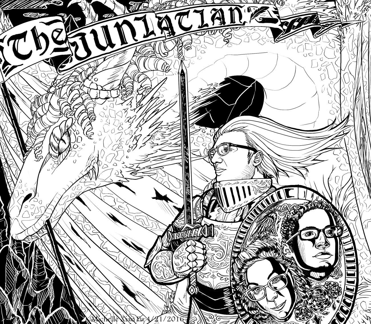 Issue 10 - Comic