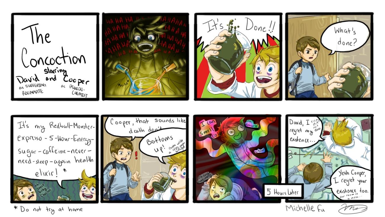 Issue 7 - Comic
